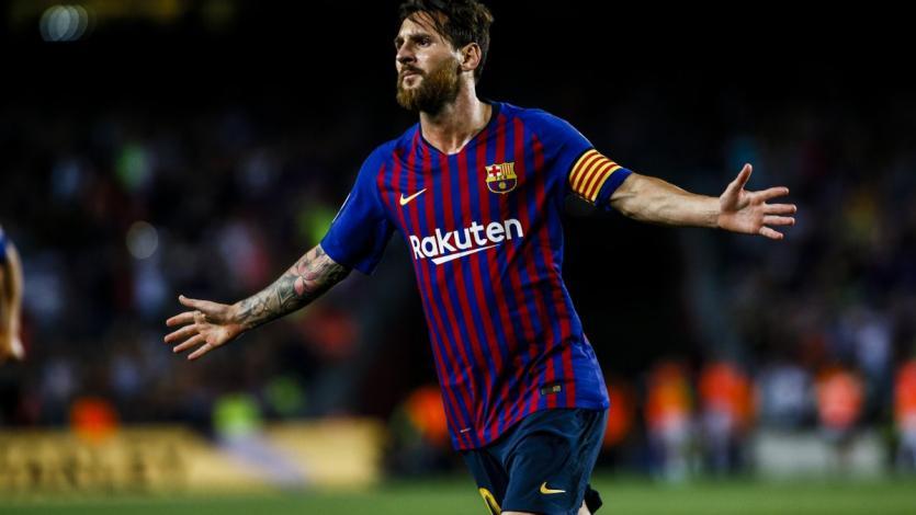 Barcelona se estrena con goleada al Alavés (3-0)