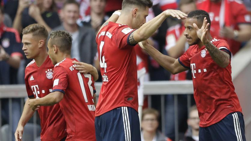 Bundesliga: Bayern Munich venció 3-1 al Leverkusen y es el único puntero