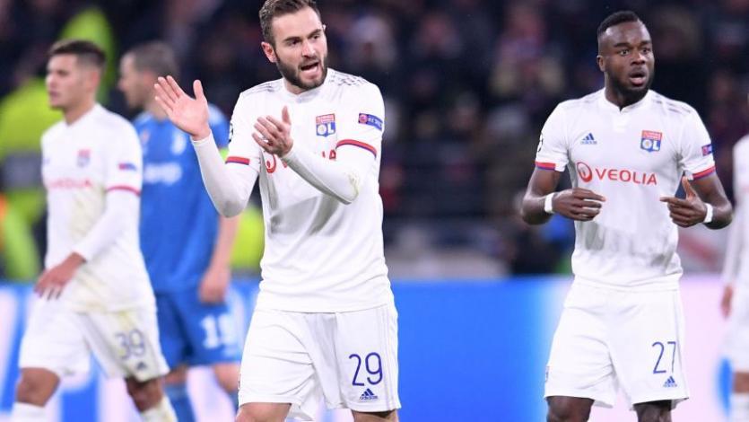 Champions League: Lyon se impone en casa y frena a la Juventus con Cristiano Ronaldo (1-0)