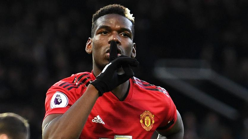 Paul Pogba se quiere quedar en el Manchester United