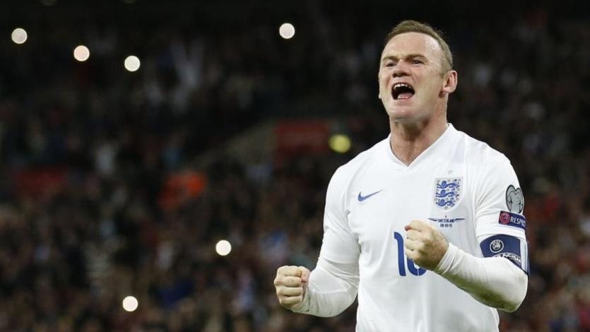 Wayne Rooney vuelve a la selección inglesa tras dos años