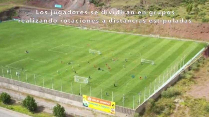 Cusco FC y la propuesta de protocolo para volver a los entrenamientos (VIDEO)