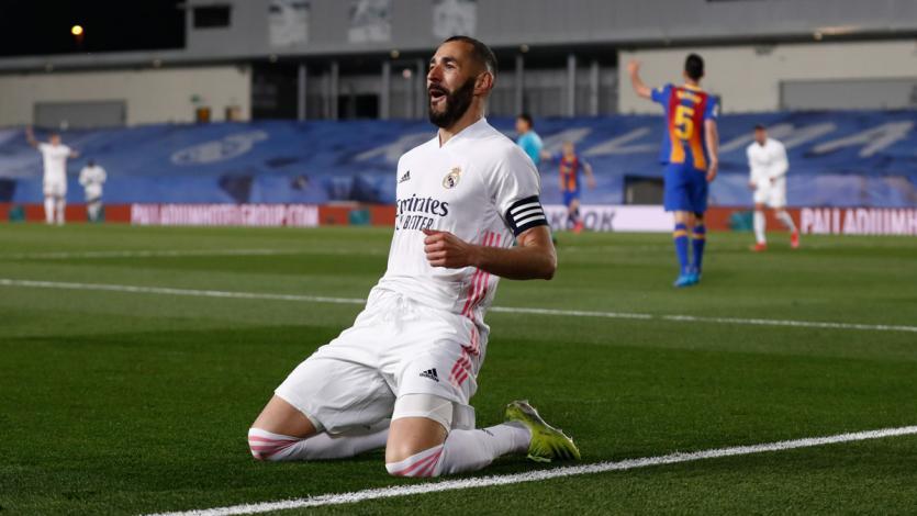 LaLiga: Real Madrid triunfó 2-1 ante el Barcelona por la jornada 30