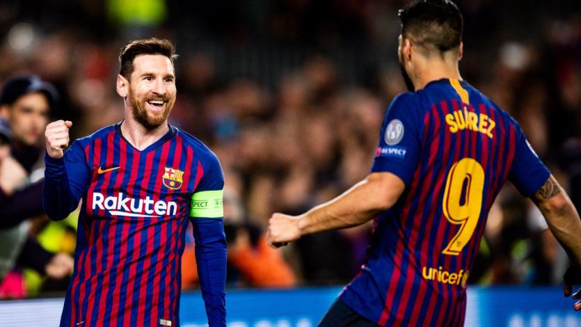 Champions League: Barcelona goleó al Lyon y clasificó a los cuartos de final