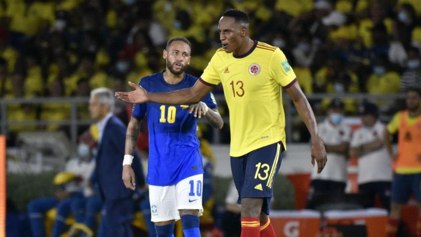 Eliminatorias Sudamericanas: Colombia y Brasil empatan sin goles por la jornada 5
