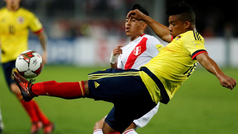 Selección Peruana: Colombia convocó a Frank Fabra de urgencia para amistoso con la bicolor
