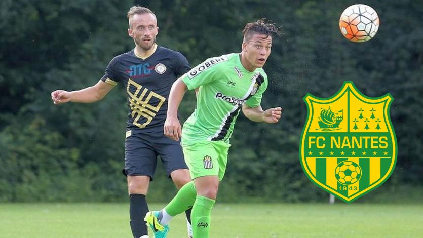 Cristian Benavente llegará al Nantes del fútbol francés