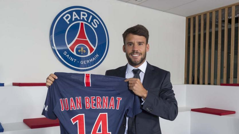 Juan Bernat es nuevo jugador del PSG