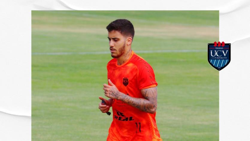 César Vallejo: Beto da Silva firmó y se unió a la pretemporada del equipo en Trujillo