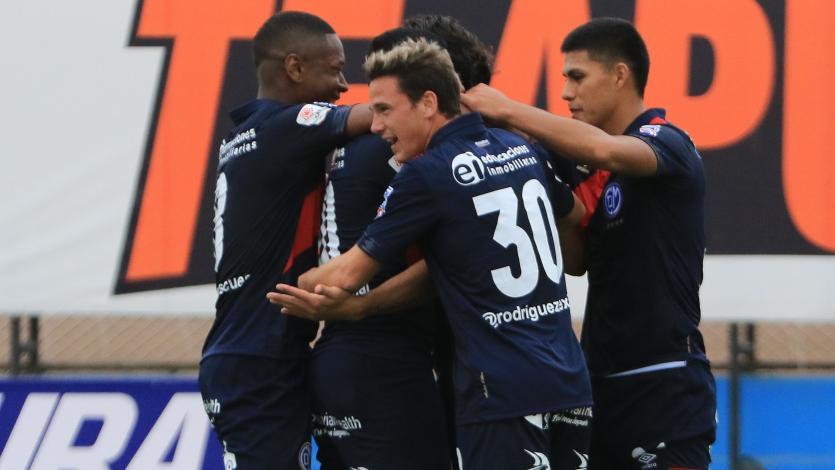 Liga1 Betsson: Deportivo Municipal venció 2-0 a Universitario por la fecha 11 de la Fase 2 (VIDEO)
