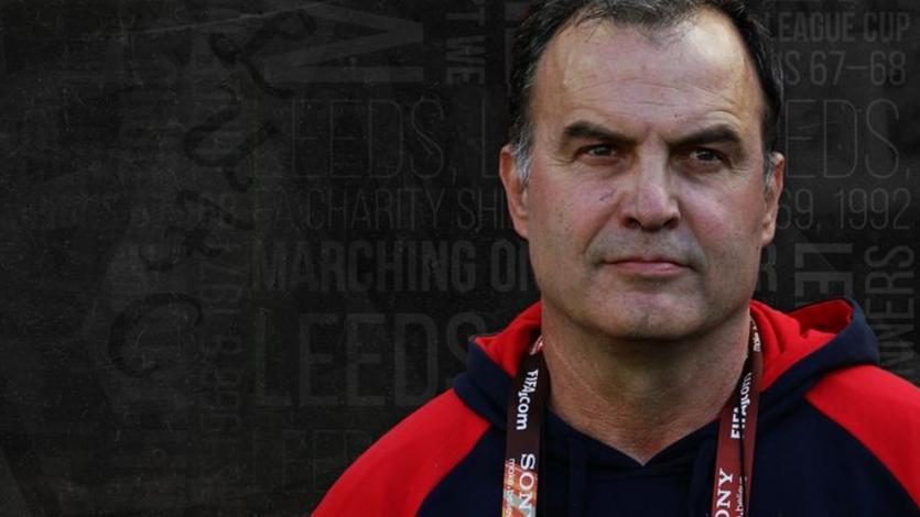 Marcelo Bielsa entrenará al Leeds de Inglaterra