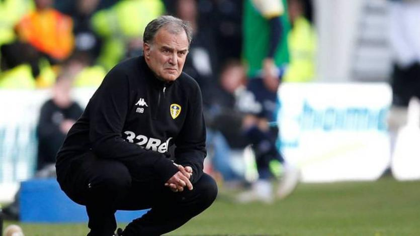 Leeds United quiere retener a Marcelo Bielsa