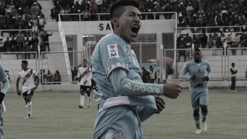 Binacional: Andy Polar fue suspendido y no enfrentará a Ayacucho