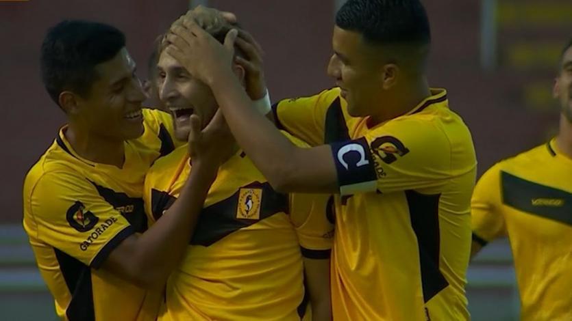 Cantolao arruina el debut de Binacional en la Copa Movistar