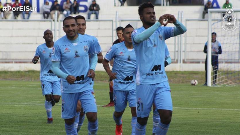 Copa Libertadores: Binacional es el primer peruano clasificado a la edición 2020