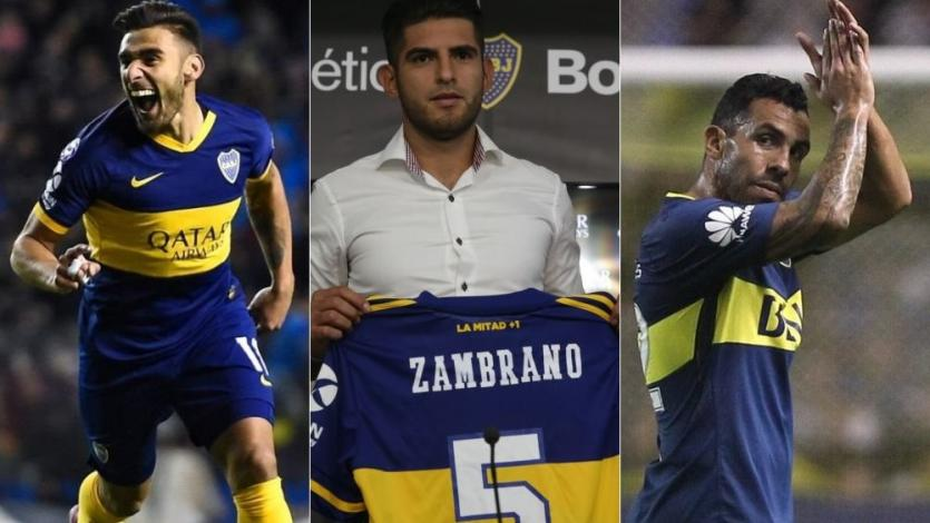 Carlos Zambrano: el temible 11 de Boca Juniors con el que buscará ganar la Copa Libertadores (VIDEO)