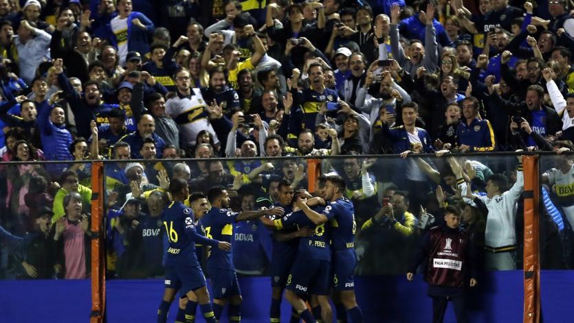 Boca Juniors saca ventaja ante Cruzeiro (2-0)