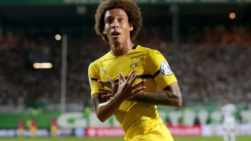 Borussia Dortmund elimina con suspenso al modesto Greuther Furth