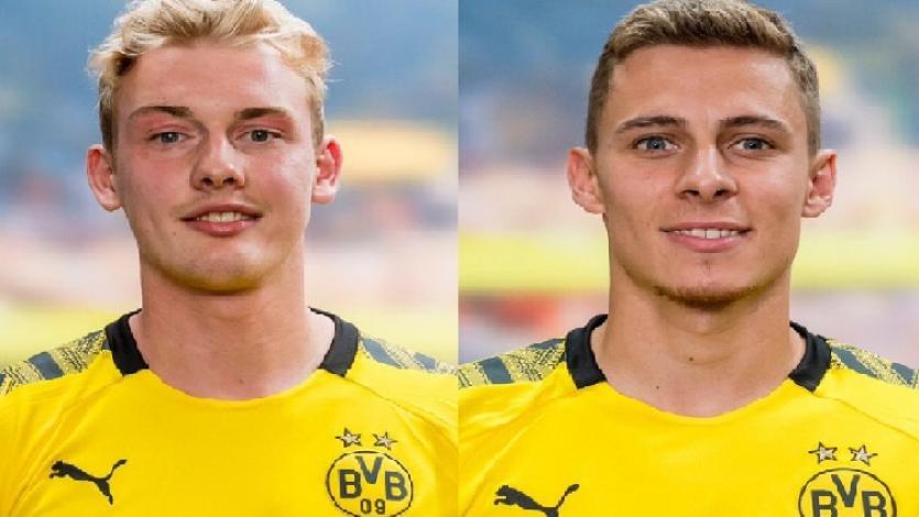 Borussia Dortmund se refuerza por partida doble