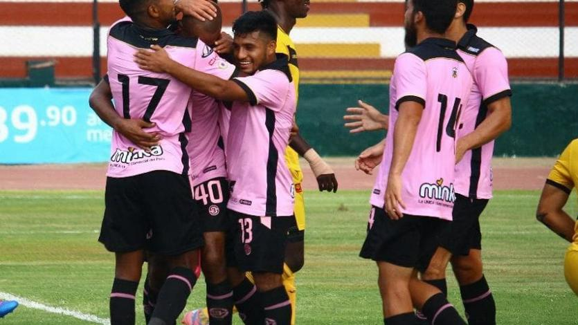 Sport Boys derrotó a Cantolao en la 'Tarde del Delfín'