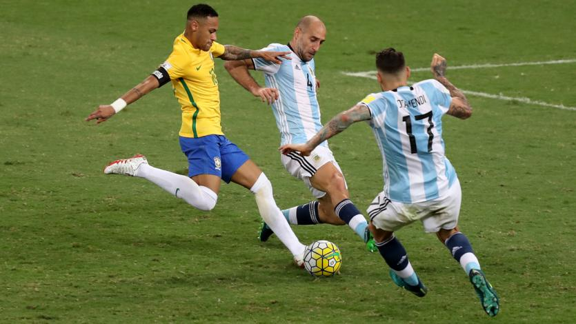 Brasil y Argentina miden fuerzas en Arabia Saudita