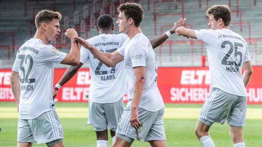 Bundesliga: Bayern volvió fuerte y venció al Unión Berlín fuera de casa