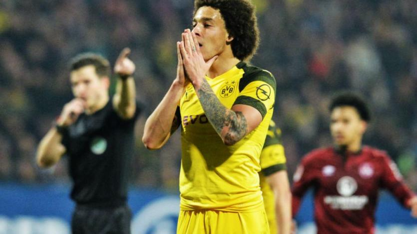Bundesliga: Borussia Dortmund vuelve a tropezar