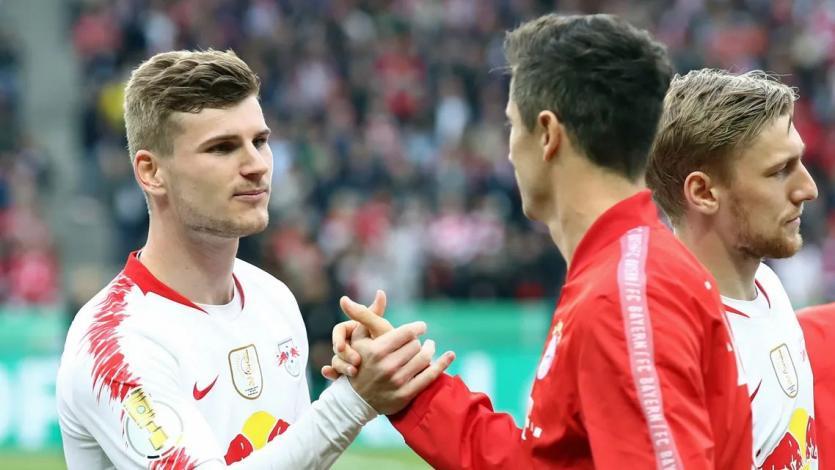 Bundesliga: tabla de goleadores a falta de 7 fechas para el final