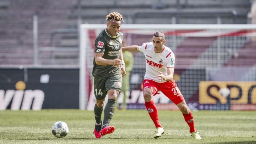 Bundesliga: Mainz y Colonia regalaron un partidazo en el segundo día (2-2)