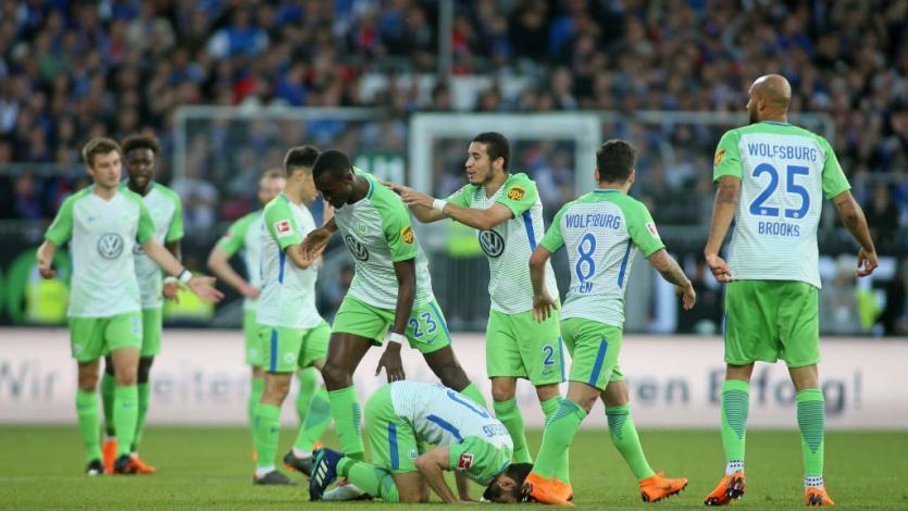 Bundesliga: Wolfsburgo mantiene la categoría