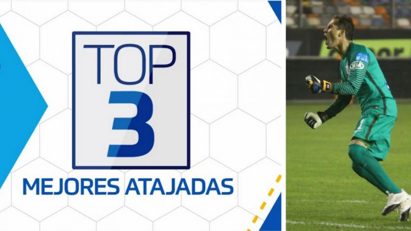 Top 3: Las mejores atajadas de #ELCLASICOxGOLPERU