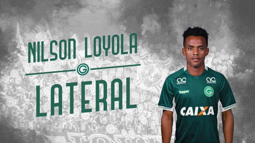 OFICIAL: Nilson Loyola es el nuevo lateral de Goias