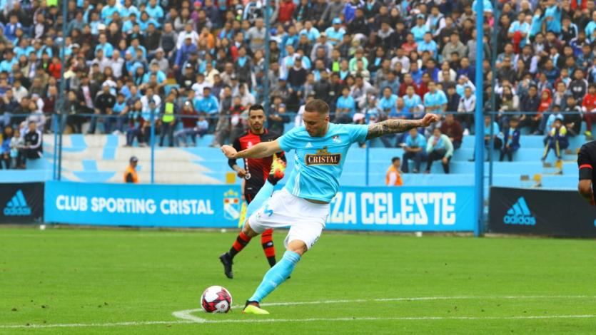 ¿Cuántos goles le faltan a Emanuel Herrera para romper récords con Sporting Cristal?