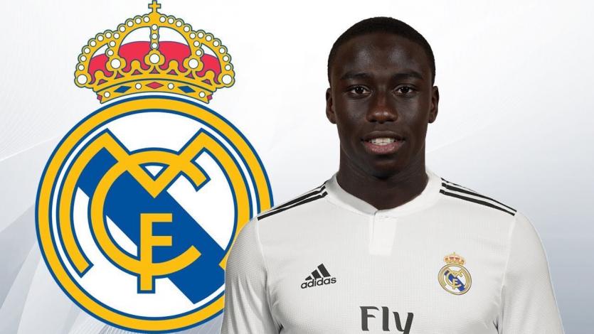 Real Madrid hizo oficial el fichaje del francés Ferland Mendy