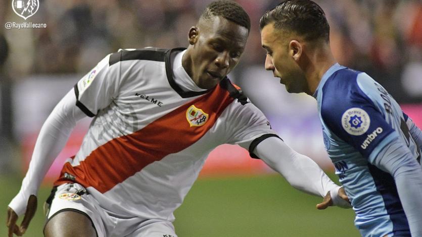 Con la vuelta de Luis Advíncula, Rayo no pudo ante Girona