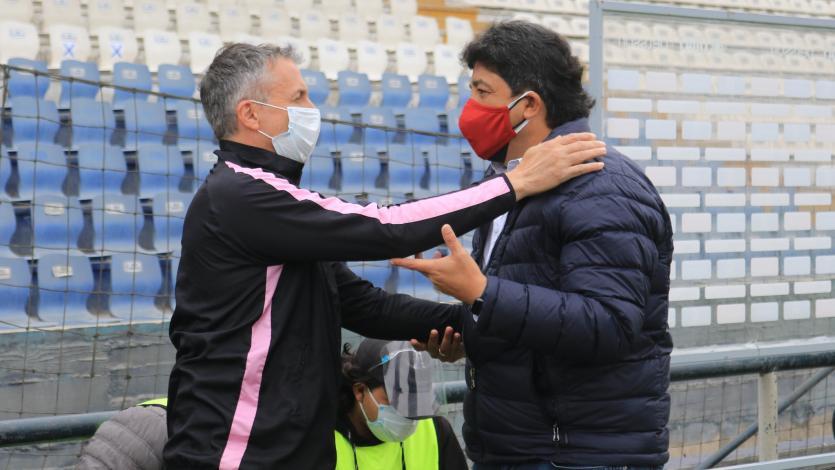 """Víctor Rivera: """"Analizamos bien al rival y el triunfo es mérito de todo el plantel"""