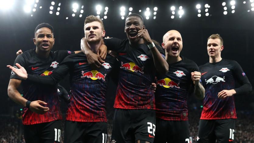 Champions League: Leipzig sorprendió en Londres y venció al Tottenham de Mourinho (VIDEO)