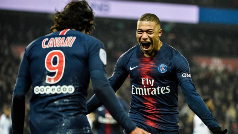 PSG humilla al EA Guingamp goleándolo 9-0