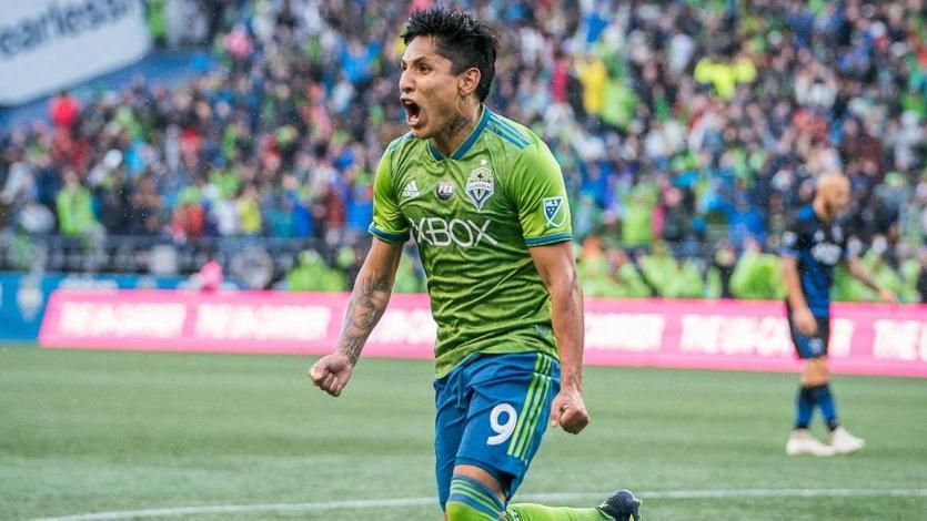 Raúl Ruidíaz anotó un nuevo gol en el empate del Seattle Sounders 1-1 frente al Atlanta United (VIDEO)