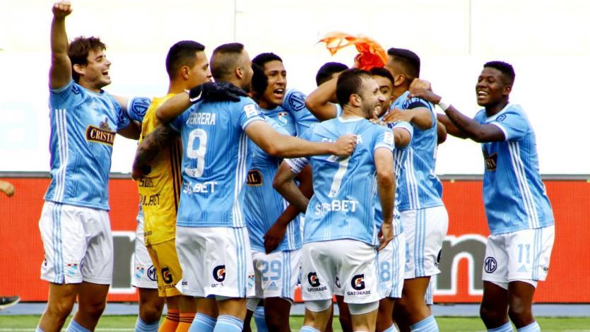 Liga1 Movistar: Sporting Cristal empató 1-1 con Universitario y es el campeón del torneo