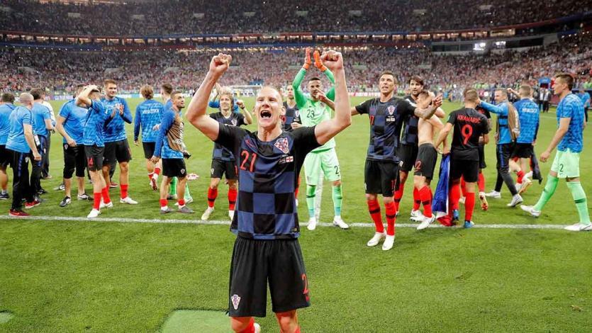 Rusia 2018: hace 2 años Croacia superaba a Inglaterra y clasificaba a su primer final de un Mundial