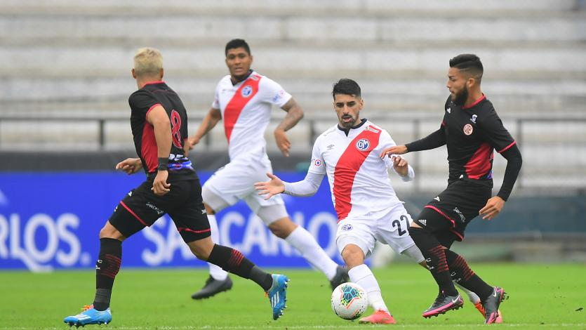 Liga1 Betsson: Deportivo Municipal igualó 1-1 ante UTC por la fecha 1 de la Fase 2 (VIDEO)