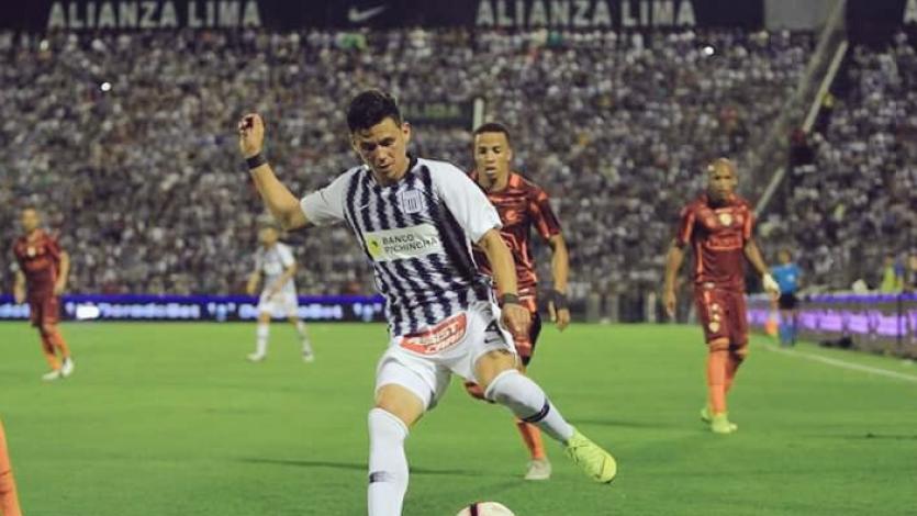 Alianza Lima sufrió su primera baja para enfrentar a River Plate