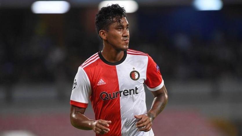 Renato Tapia sumó minutos en el triunfo del Feyenoord sobre el PSV