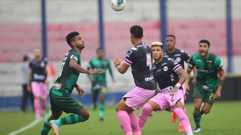 Liga1 Betsson: Sport Boys igualó sin goles ante Alianza Lima por la fecha 3 de la Fase 2 (VIDEO)