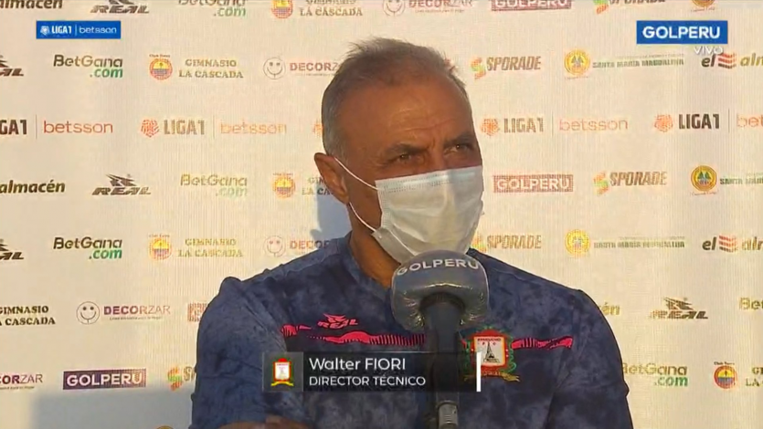 Walter Fiori: