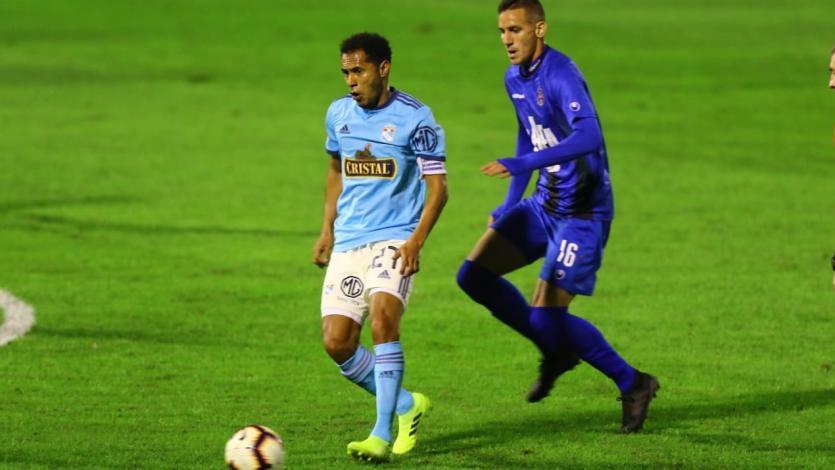 Sporting Cristal superó 3-2 a Zulia y se despidió de la Copa Sudamericana