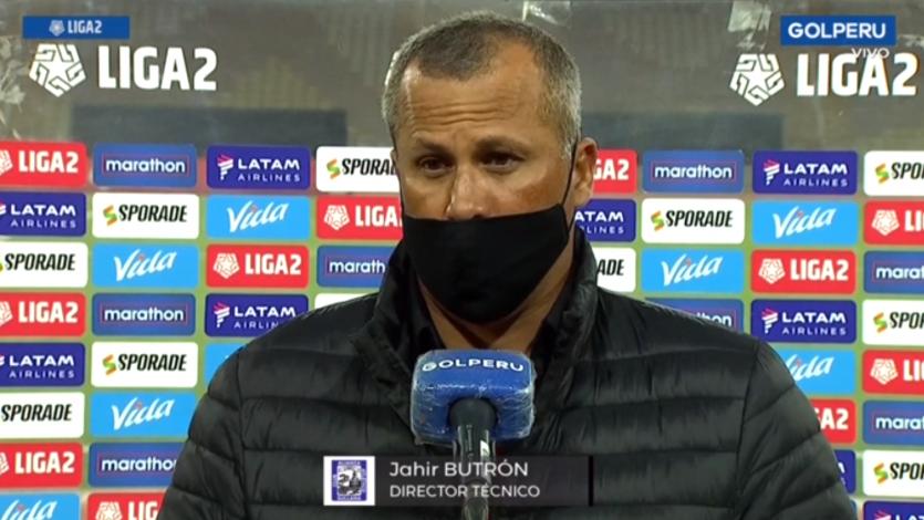 """Jahir Butrón: """"En nuestra cabeza tenemos claro que no se ha conseguido nada"""" (VIDEO)"""