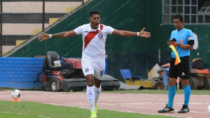 """Erinson Ramírez: """"El objetivo era llevarnos los tres puntos y se logró"""" (VIDEO)"""