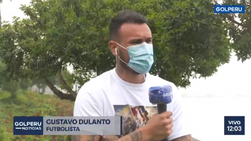 Gustavo Dulanto: